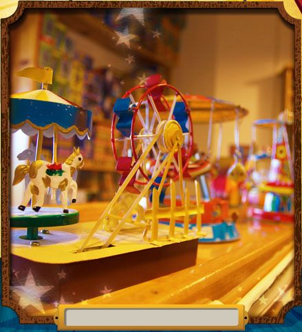 LARK Toy Store in Kellogg, MN - rated one of top 10 toy stores in the world. Has a one-of-a-kind carousel, antique toy display, book store, and ice cream shop!