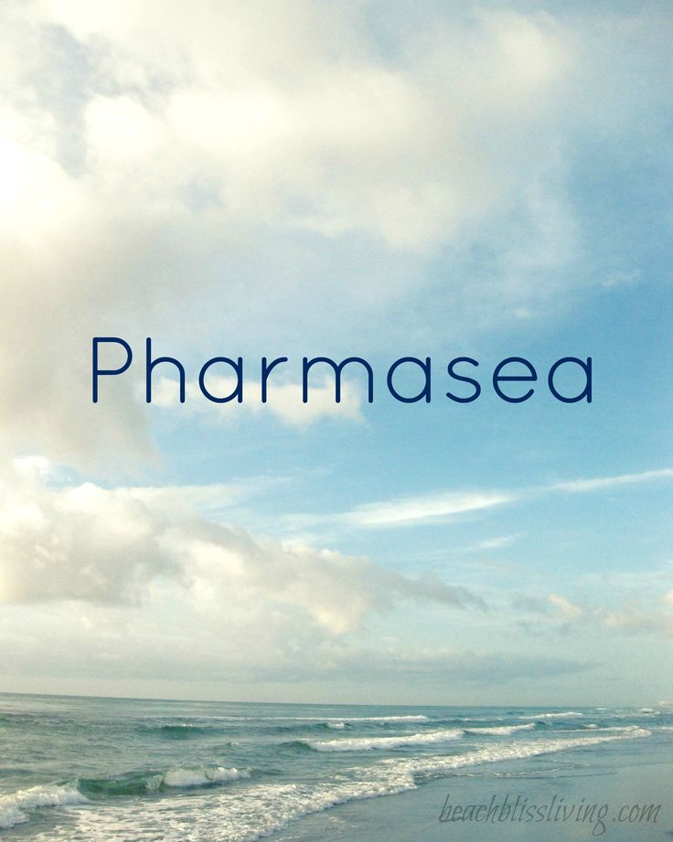 The sea and the beach make me feel better... works every time: http://beachblissliving.com/ A trip to the pharmasea.