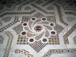 cathedral floor mosaic