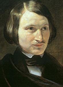 Nikolai Gogol - what a man!