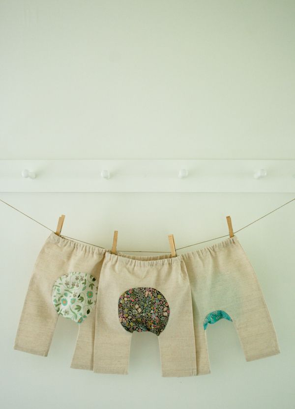 Baby Pants | Purl Soho - Create