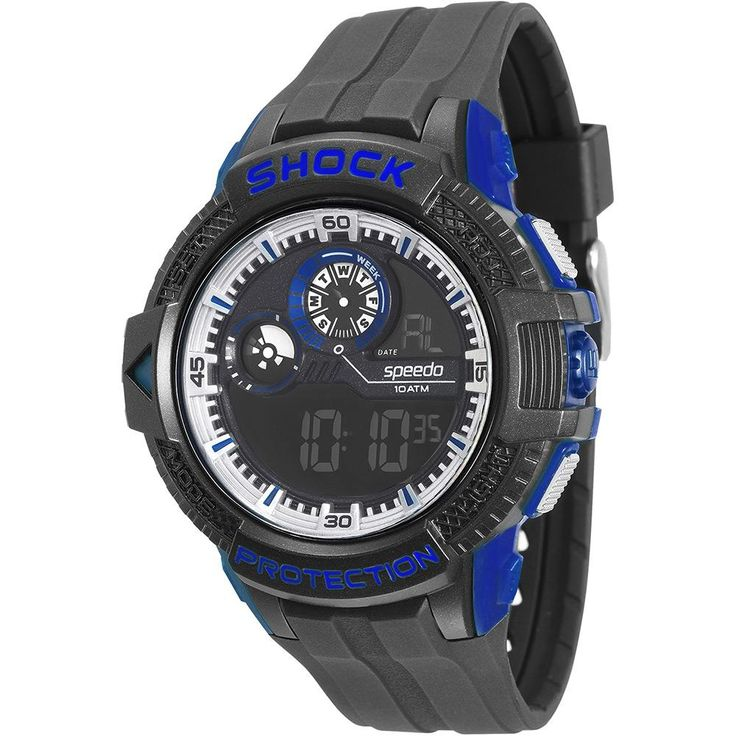Relógio Masculino Speedo Digital - Americanas.com
