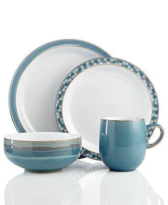denby dinnerware azure collection
