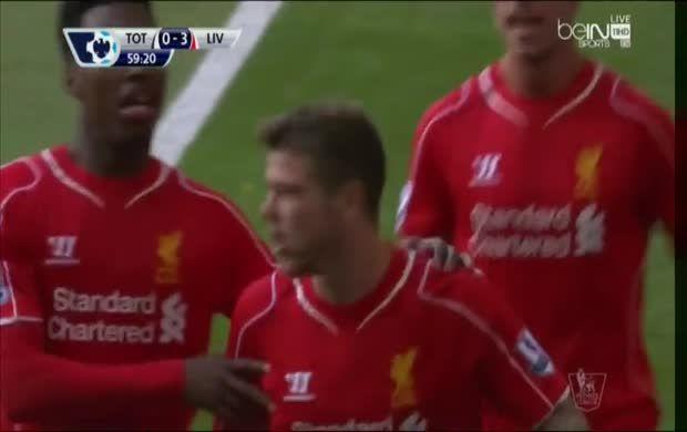 Tottenham 0-3 Liverpool: All goals and Match highlights