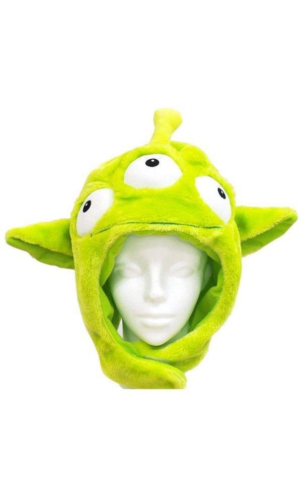 Disney Alien Little Green Men Costume Cap Hat Dudley Toy story Cosplay  SAZAC F S d5a51f8bcfe