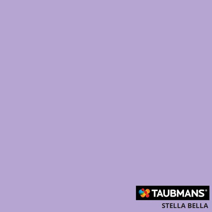 #Taubmanscolour #stellabella