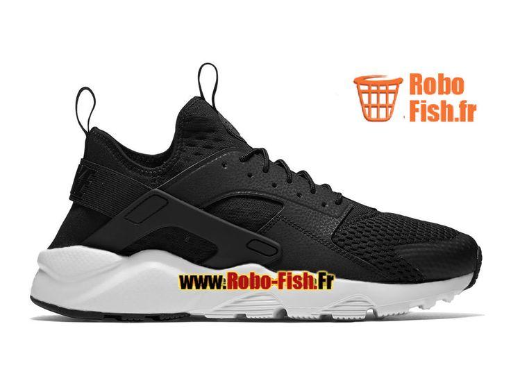 ... Nike Wmns Air Huarache Ultra Breathe - Chaussures Nike Pas Cher Pour  Femme/Enfant Noir . ...