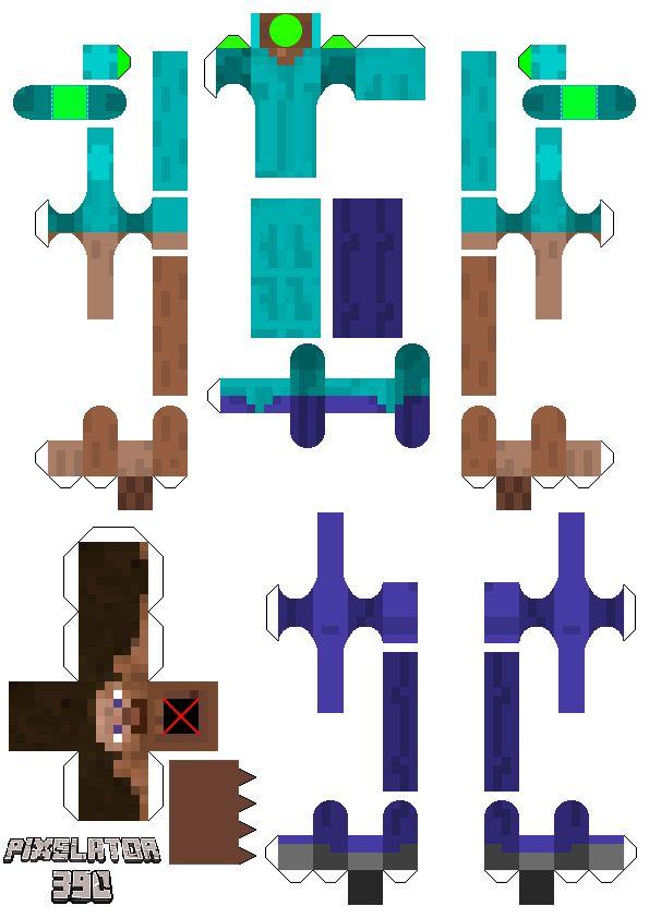 рядами майнкрафт поделка из бумаги с двигающимися частями не цветные вентиляция инкубаторе