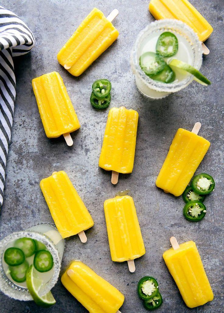15 paletas alcohólicas caseras para combatir el calor del verano   – Comida por hacer