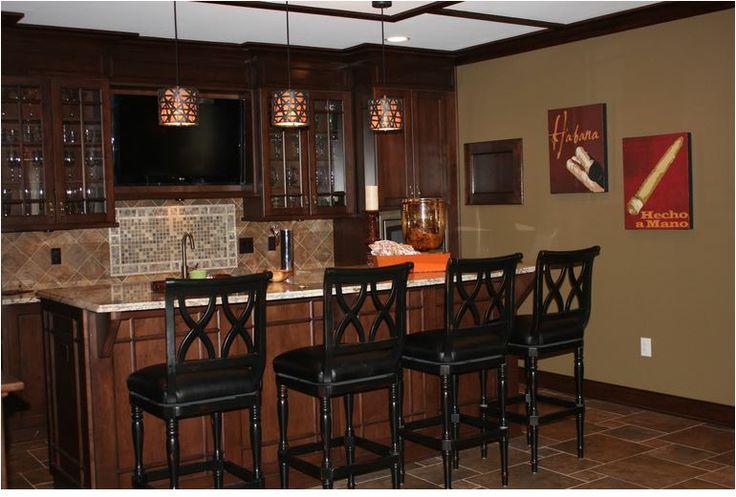 Bar idea basement remodeling ideas pinterest - Pinterest basement ideas ...