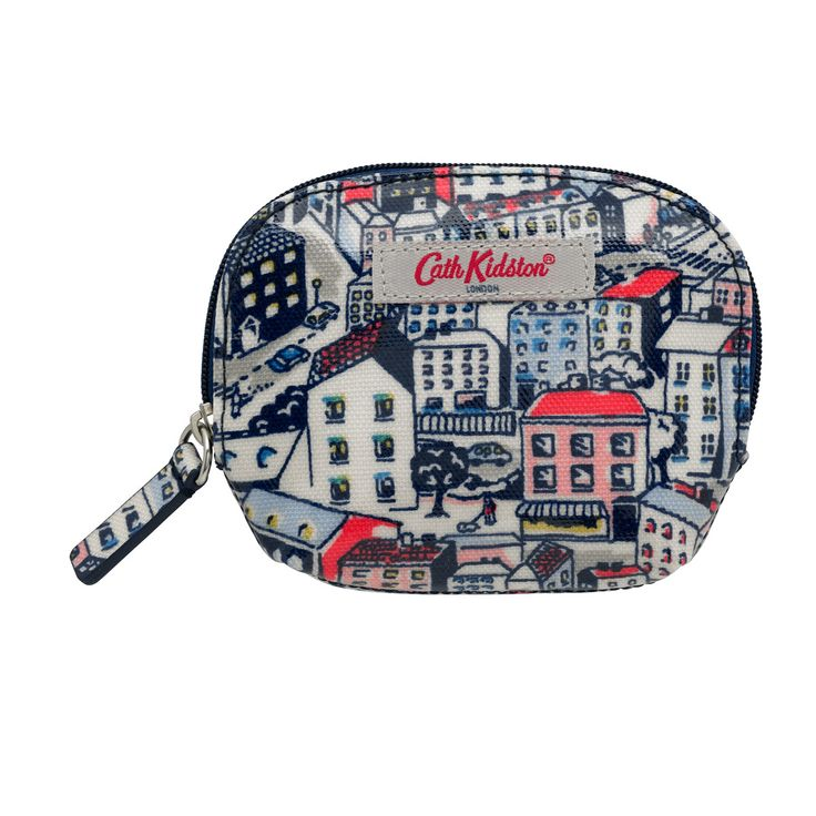 Little Village Curved Coin Purse | View All | CathKidston
