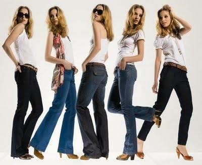 Come scegliere i jeans secondo il mio tipo di fisico. I jeans sono un capo che non può mancare nel guardaroba di nessuna donna. Una grande alternativa da indossare giorno dopo giorno e che, secondo il modello, possono andare da un capo informale fino a u...