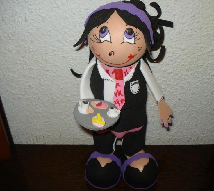 camarera inglesa