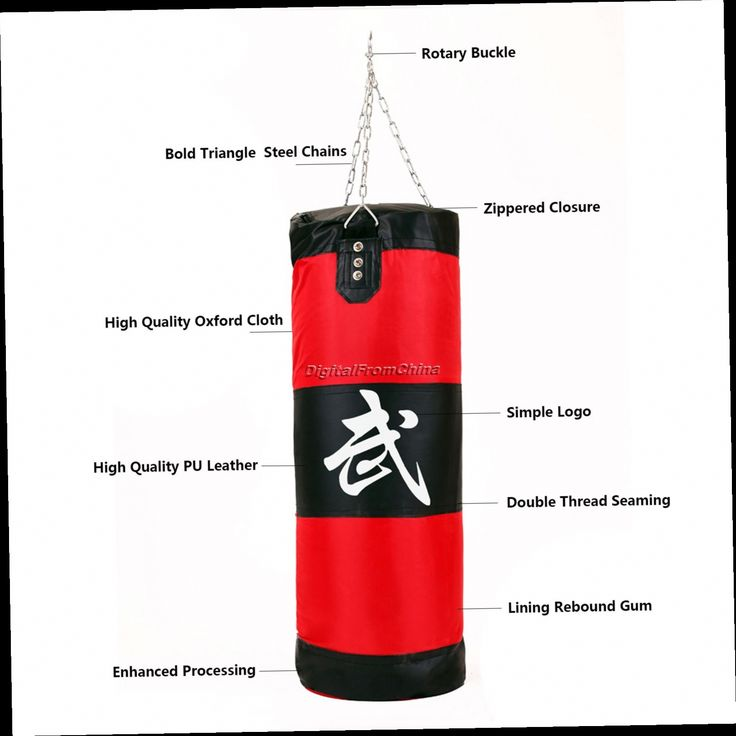 46.50$  Watch now - http://alihgv.worldwells.pw/go.php?t=32706881374 - New High Quality 100cm Training Fitness Boxing Bag Hook Hanging saco boxeo kick boxing Fight Bag Sand Punching Bag Sandbag 46.50$