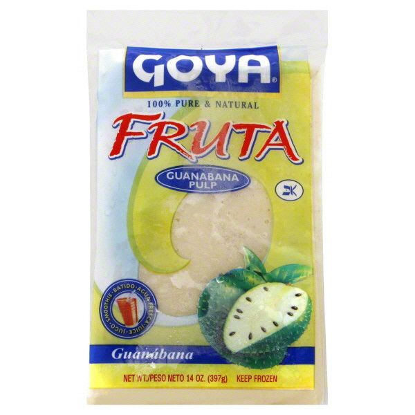 GOYA - Frozen Fruits & Nectars