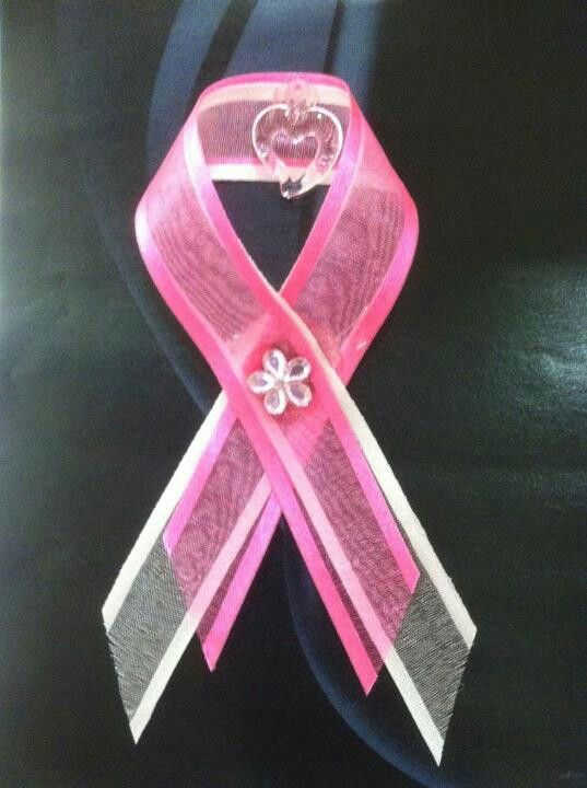 pink ribbon craft ideas 25 best ideas about cancer ribbons on cancer 5172