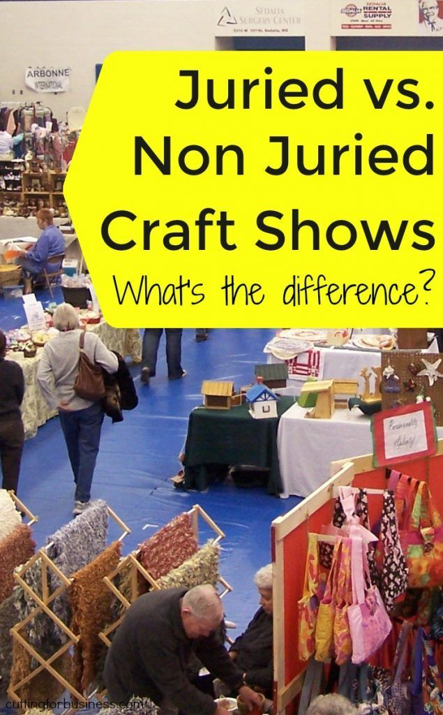 Non Juried Craft Shows