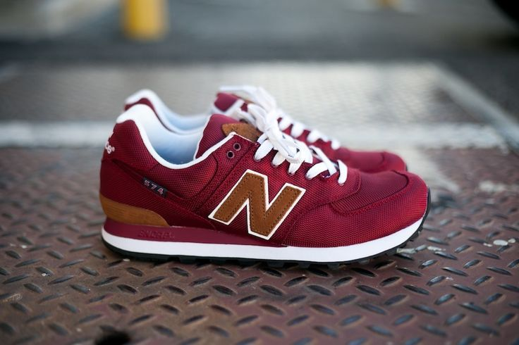 New Balance 574 'Backpack' Collection Holiday 2012 • Highsnobiety