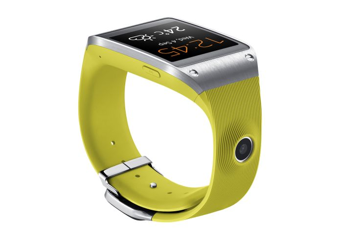 Samsung Galaxy Gear Lime Green