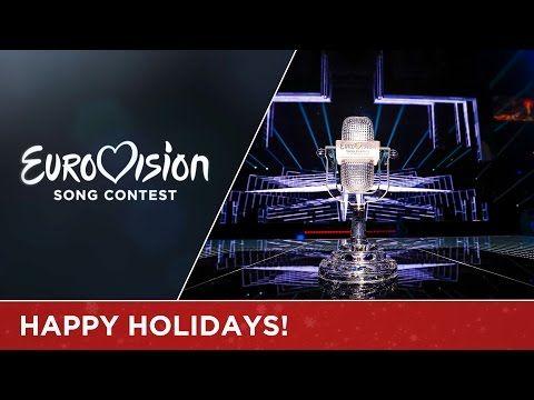 The Eurovision stars wish you a Merry Christmas! | News | Eurovision Song Contest.  #eurovision #eurovision2017  #eurovisionbettingodds  http://www.casinosolutionpro.com/eurovision-betting-odds