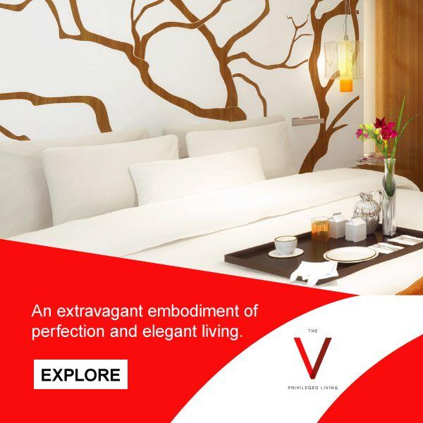 The V is your ultimate destination for fine living at Kolkata.  Explore: http://bit.ly/TheVKolkata