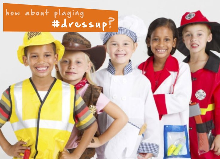 Kids love to pretend that they're a doctor, firefighter, & more! Find #indoorplaygrounds with #dressup nearby! #yuggler #kidsactivities #familyfun