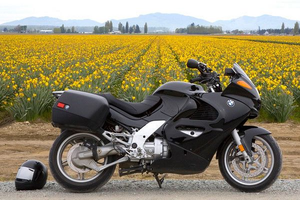 '02 BMW K1200RS (primary ride)