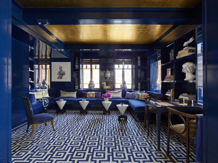 Best rooms of 2015 by Elle Decor | My Design Agenda