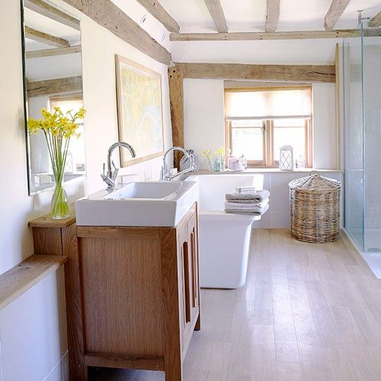 Beautiful country bathrooms to inspire your home decor | Country bathroom design ideas | housetohome.co.uk