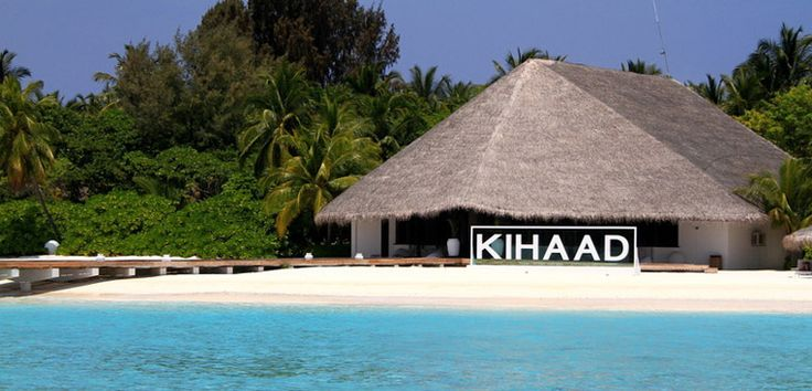 KIHAAD Maldives in Baa Atoll <3