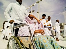 The Hajj pilgrimage in Mecca. Rites of Hajj Islam www.newmuslimessentials.com