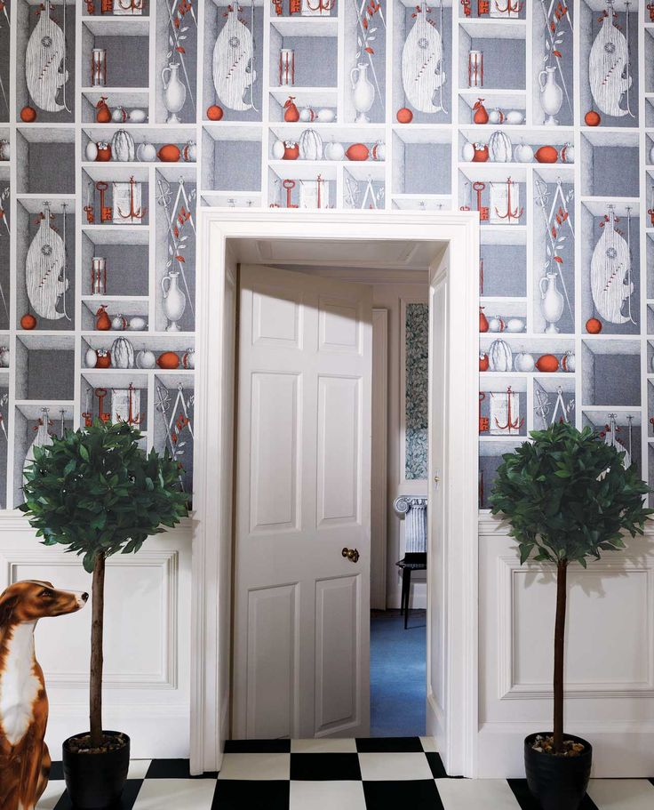 Best Cole And Son Wallpaper Images On Pinterest Armors At - Piero fornasetti wallpaper designs