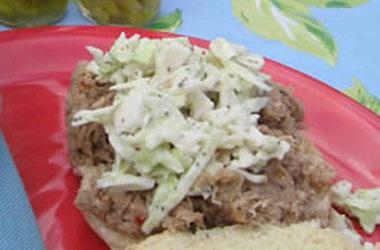 Slow Cooker Carolina BBQ | Slow Cookin' | Pinterest