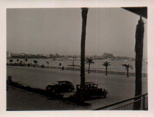 Paseo Maritimo 1930