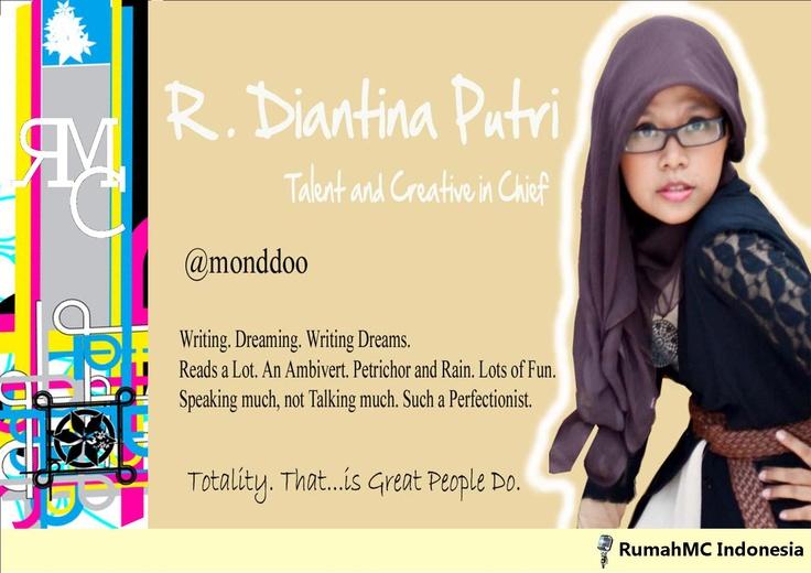 Creative & Talent in Chief