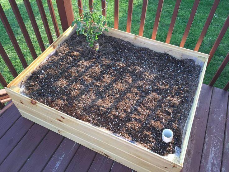 20 DIY Planter Boxes