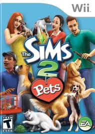 sims pets 2 wii  want for my birthday