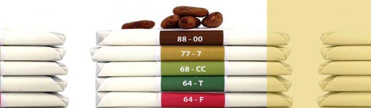 Chocolat cru fabriqué en France!