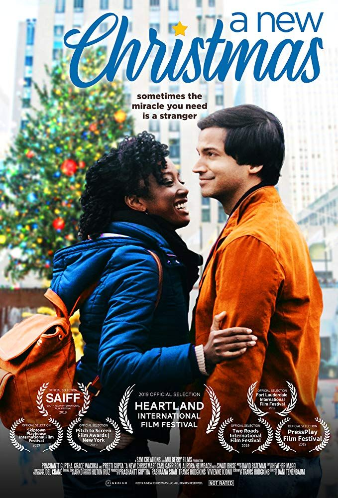 You Ll Be Falling In Love With New York City At Christmas In This New Movie A New Christmas In Now Theaters Digital On Demand Today Trailer New Movies Musical Movies Movies