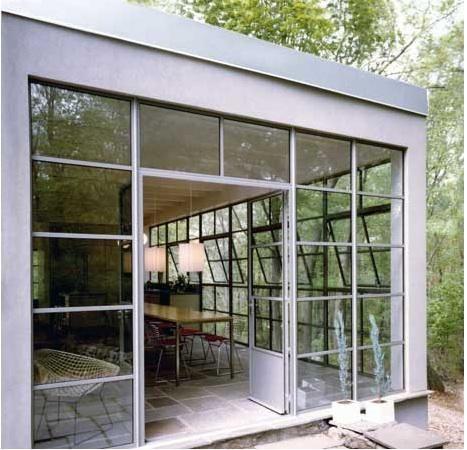 åpent hus: Sollys inn kjøkkenvinduet