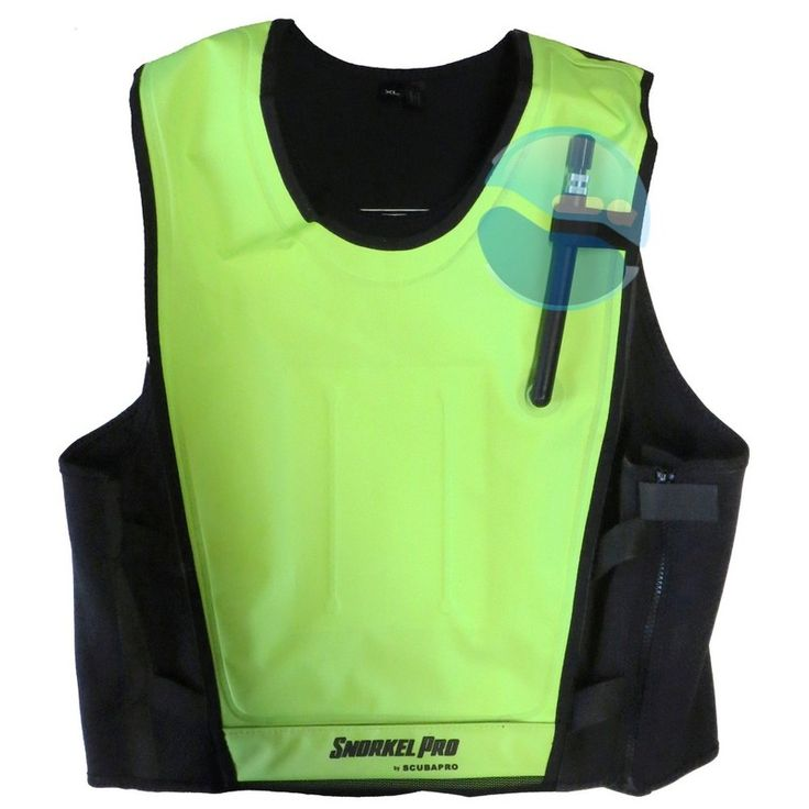 ScubaPro Snorkeling Vest with Neoprene