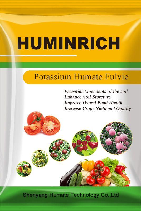 Humic Acid Package Www Humatechina Cn