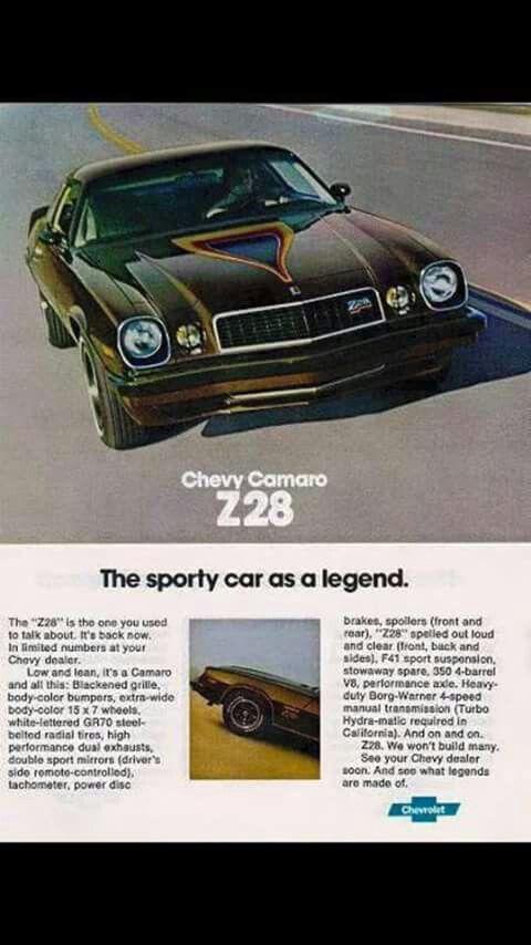 '77 Z28 Camaro