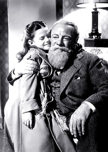 Miracle on 34th Street...my second favorite movie for Christmas...just after Its a Wonderful Life.