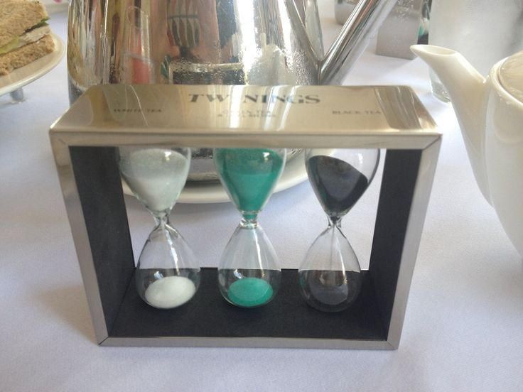 Twinings perfect cup tea timer