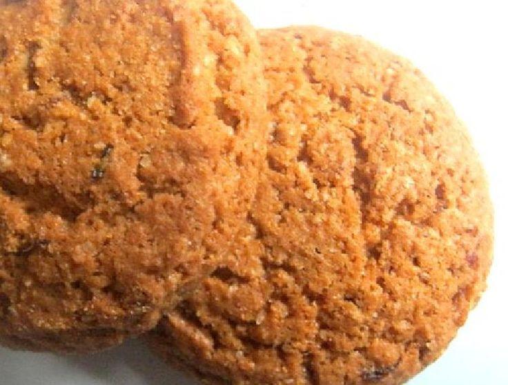 Estas galletitas son una solución rápida, económica y deliciosa para servir a la hora del café una galletita de harina de maíz.