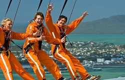 Activities in Auckland - Skywalk.   #NewZealand #Maoriculture #traveldeals #travelphoto #Rotorua