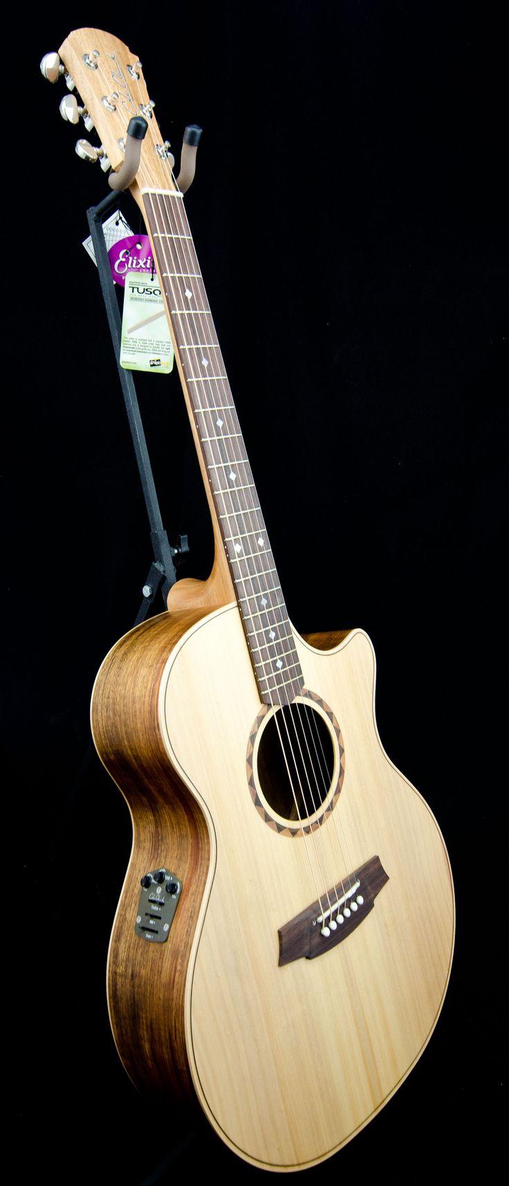 Cole Clark | Acoustic Guitar | Angel