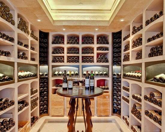 25 best Wine Cellars I Adegas images on Pinterest Wine cellars