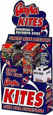 Kites 2569: Gayla Industries 100A Assortment Of 42 Delta Wing Kites (50 Total) -> BUY IT NOW ONLY: $106.99 on eBay!